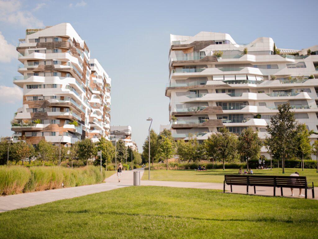 kompleks city life w mediolanie