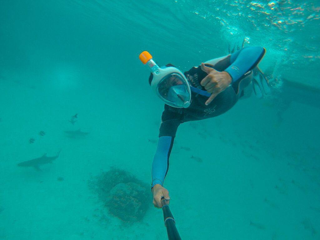 Nurkowanie w Polinezji Francuskiej
