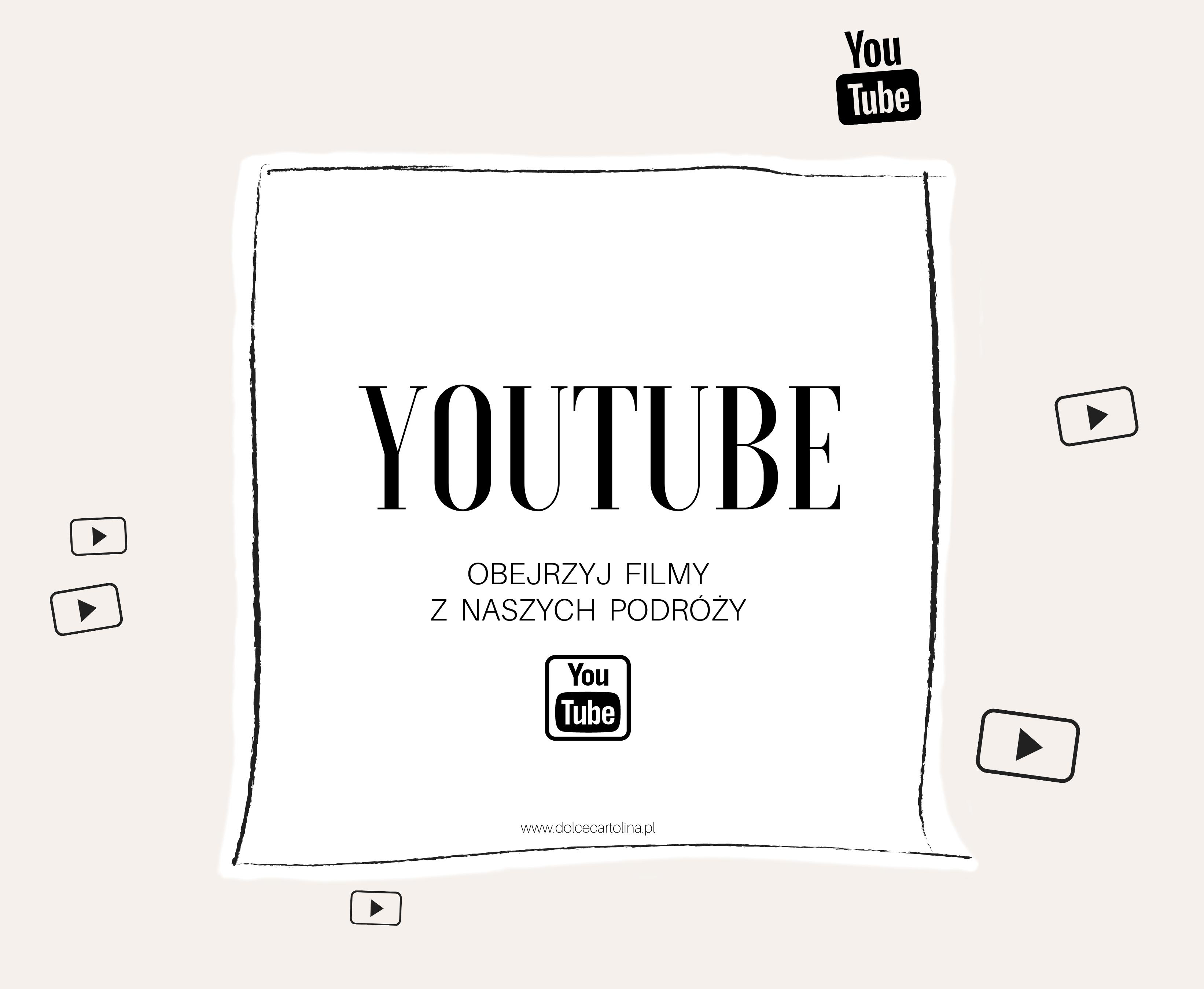 blog dolce cartolina youtube