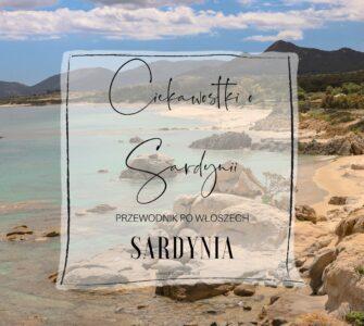 Ciekawostki o Sardynii. Fakty o Sardynii.