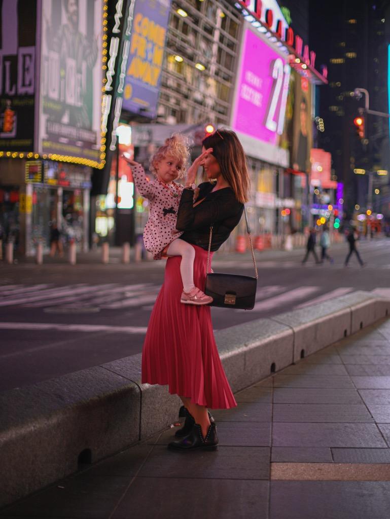 Co robi膰 z dzieckiem w Nowym Jorku