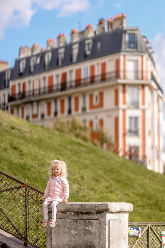 Co robić na Montmartre z dzieckiem