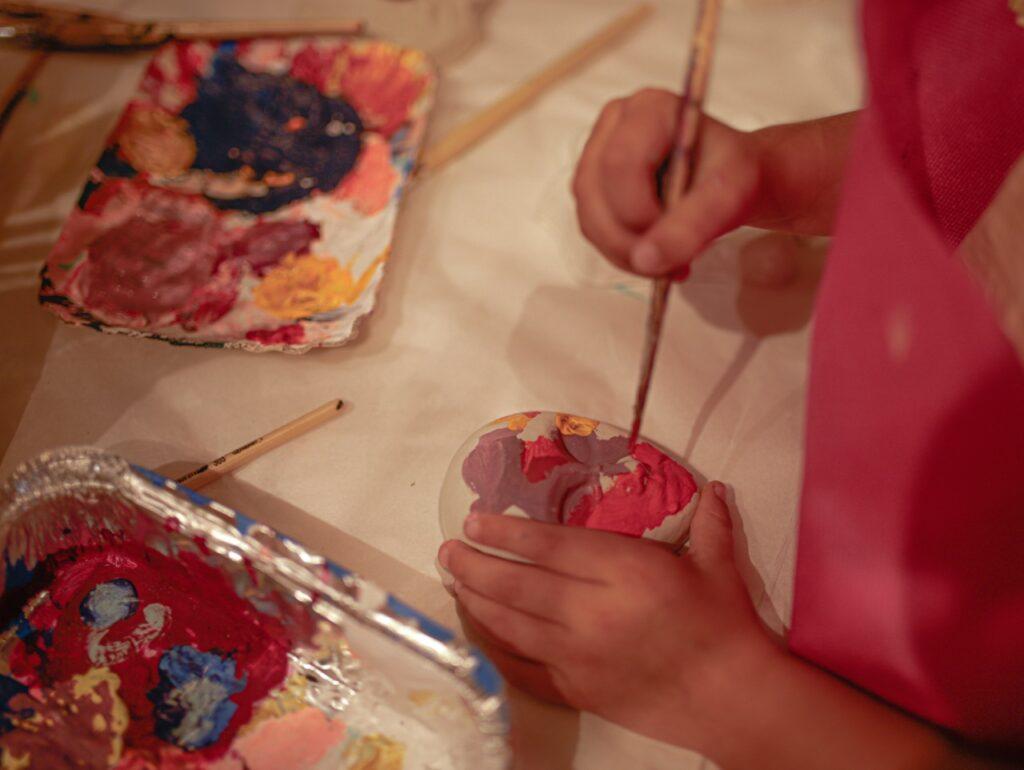co robic z dzieckiem w wenecji warsztaty maski weneckie
