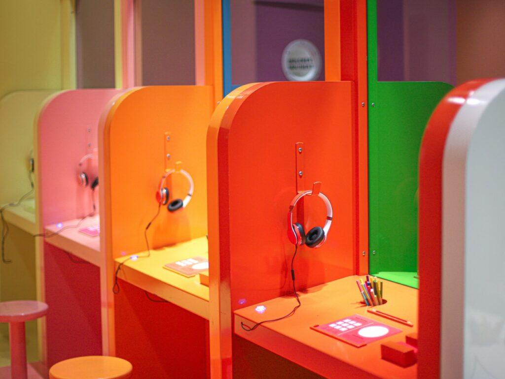 Multimedialna wystawa w Nowym Jorku