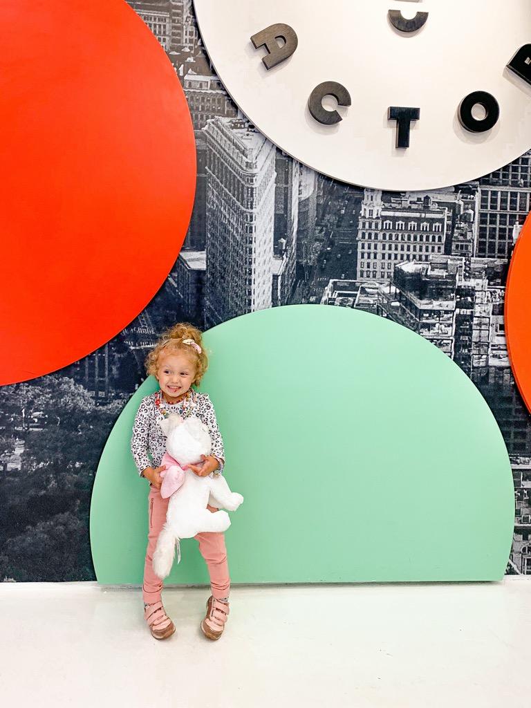 Zwiedzanie Color Factory