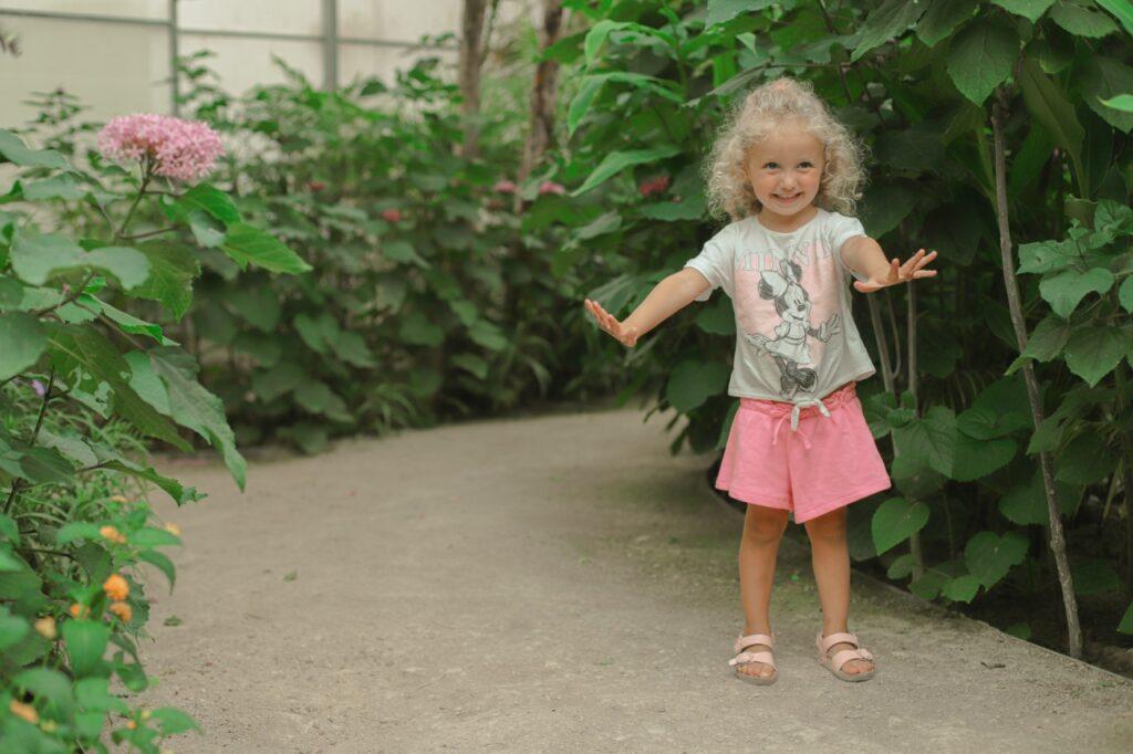 Zwiedzanie Prowansji z dzie膰mi. Farma Motyli w Prowansji.