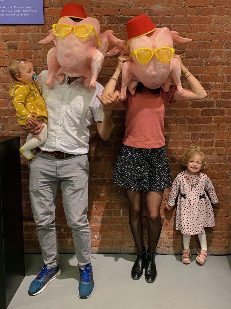 Wystawa Friends Pop Up w Nowym Jorku