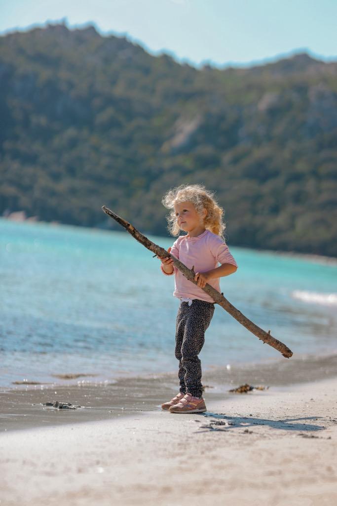 jakie plaze dla dzieci na korsyce