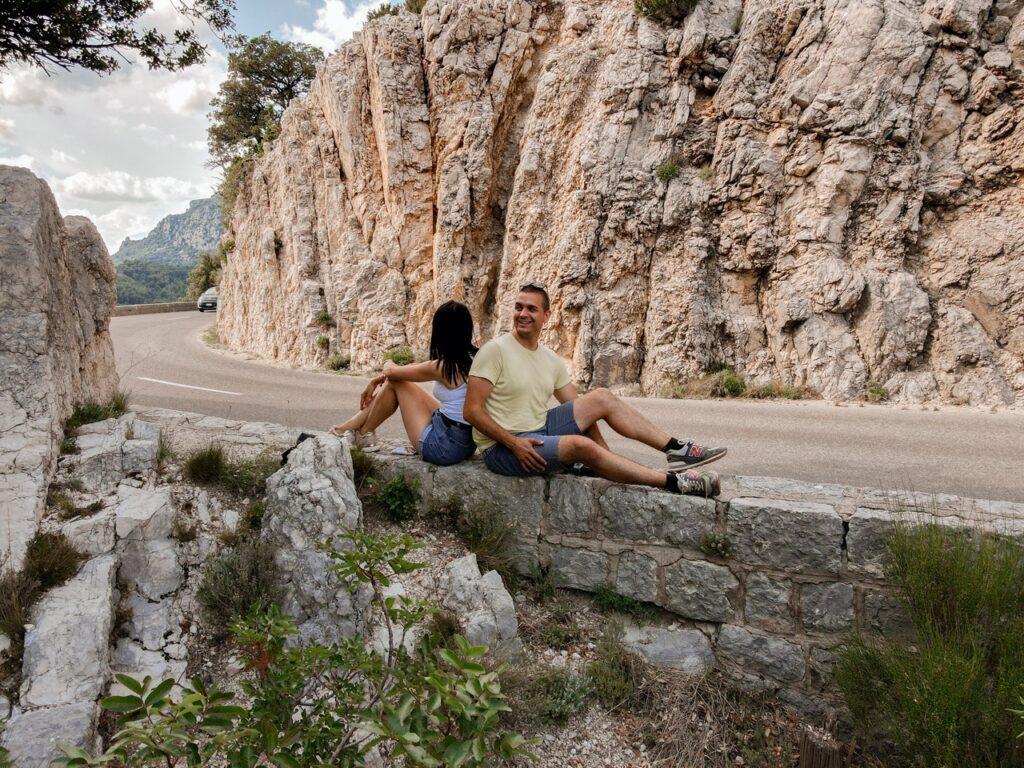 Kanion Verdon samochodem