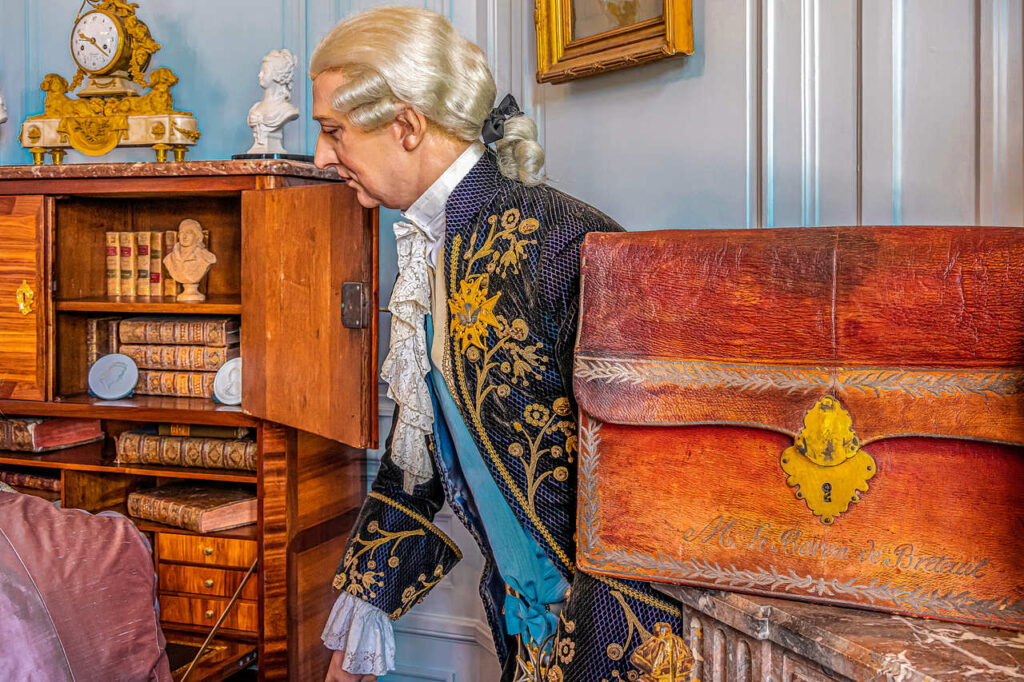 Zwiedzanie Muzeum Figur Woskowych w Paryżu