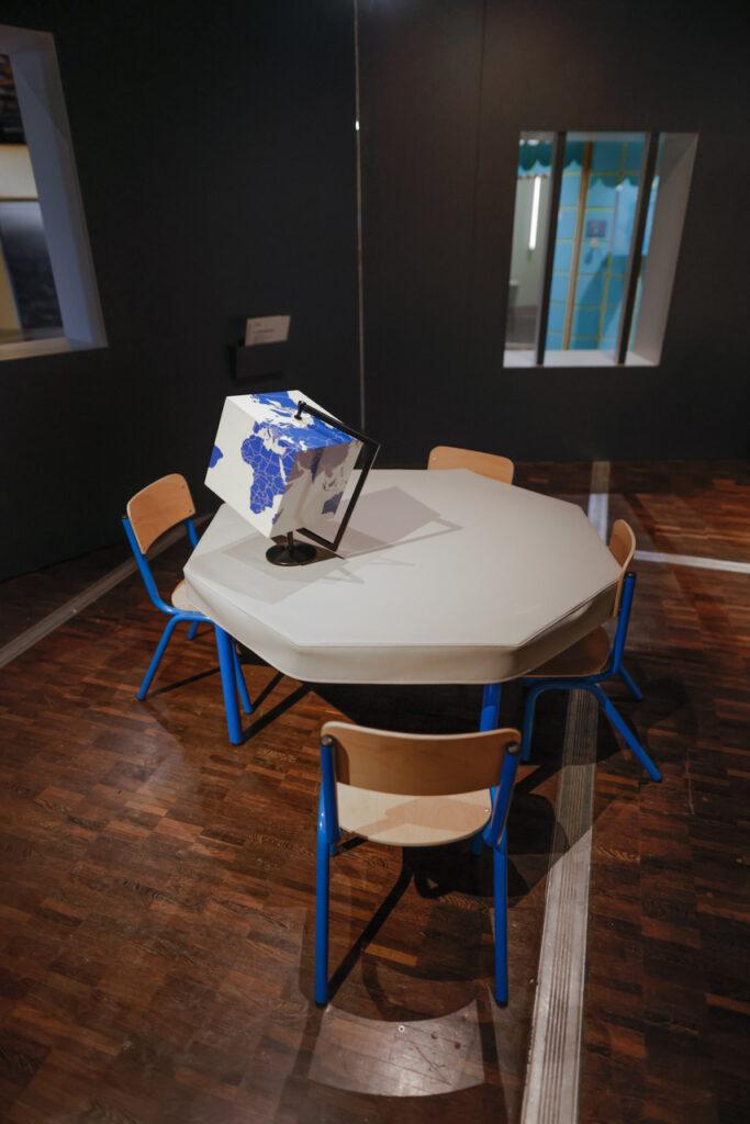 Multimedialne wystawy dla dzieci w Paryżu