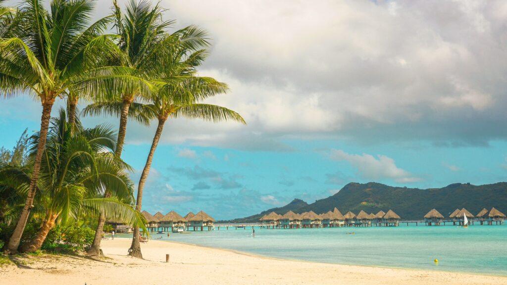 Le Meridien najlepszy hotel na Bora Bora