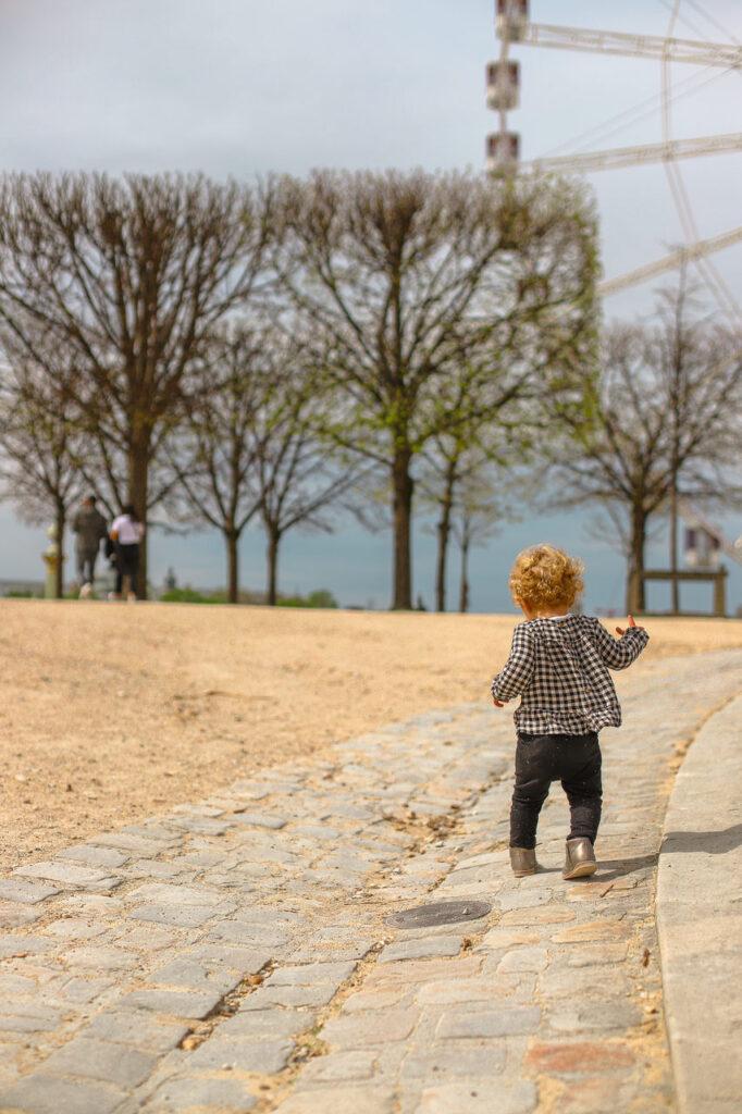 Najpiękniejsze parki w Paryżu.