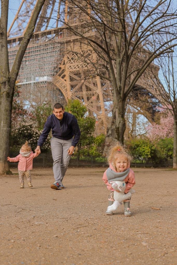 Najpiękniejsze perspektywy wieży Eiffla. Co robić z dzieckiem w Paryżu.