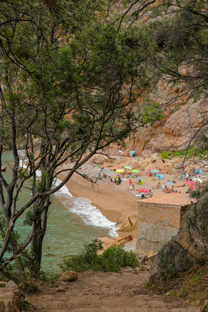 najpiekniejsze plaze zwirowe korsyki