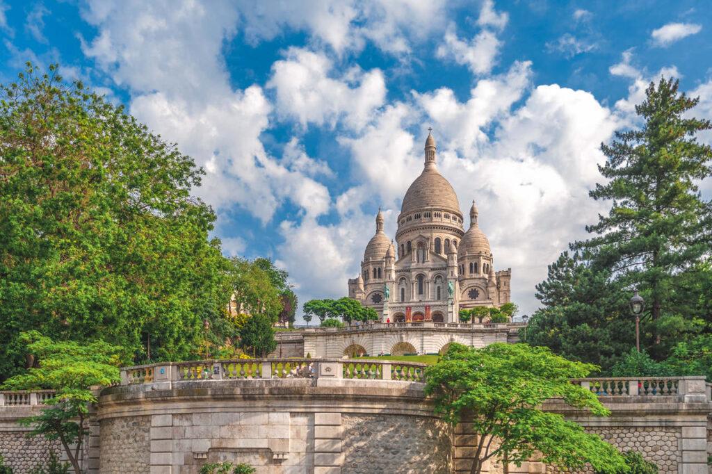Najpiękniejsze zabytki na Montmartre