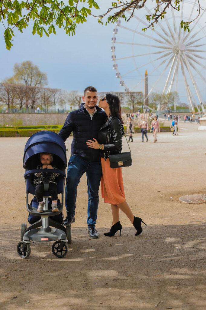 Najlepsze parki dla dzieci w Paryżu
