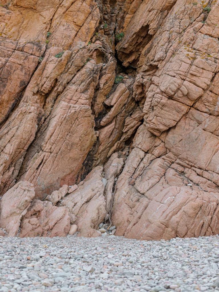 skaly granitowe korsyka linia brzegowa korsyki