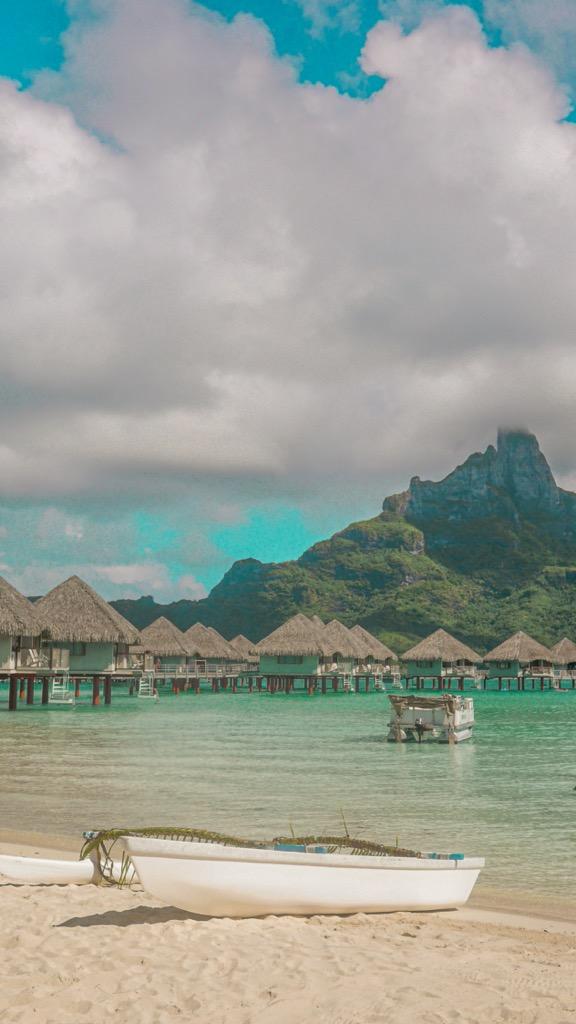 Bora Bora ciekawostki