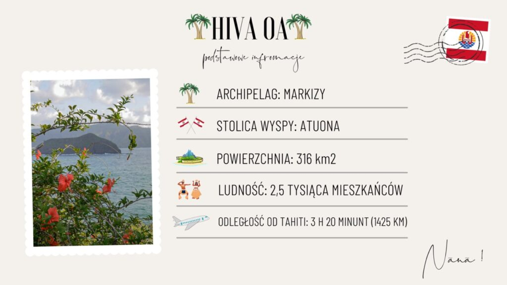 Wyspa Hiva Oa wakacje