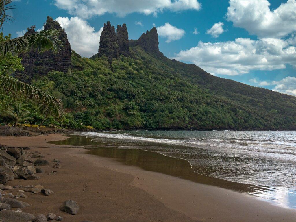 Wyspa Nuku Hiva na Markizach