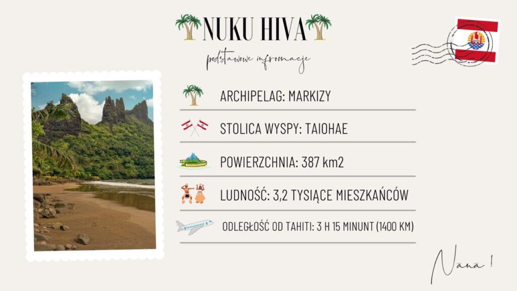 Wyspa Nuku Hiva wakacje