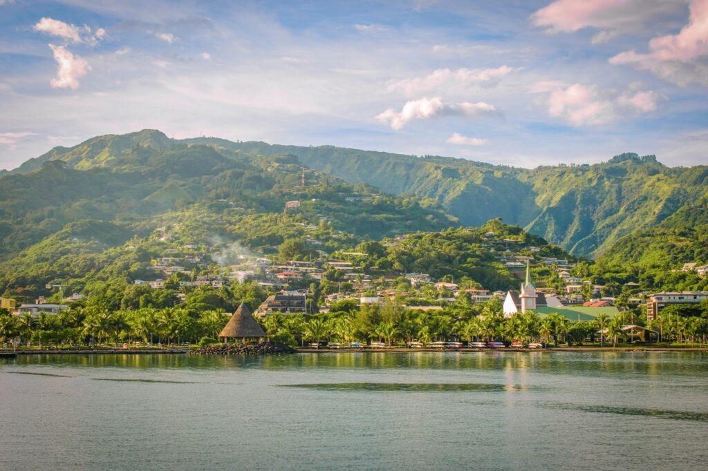 Tahiti zwiedzanie