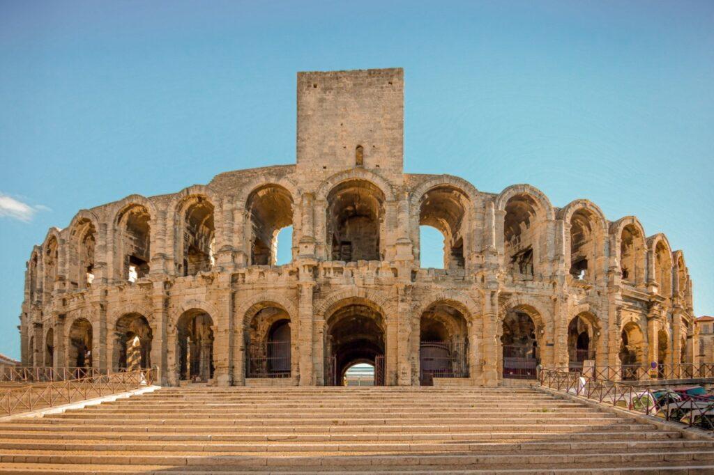 Amfiteatr rzymski w Arles