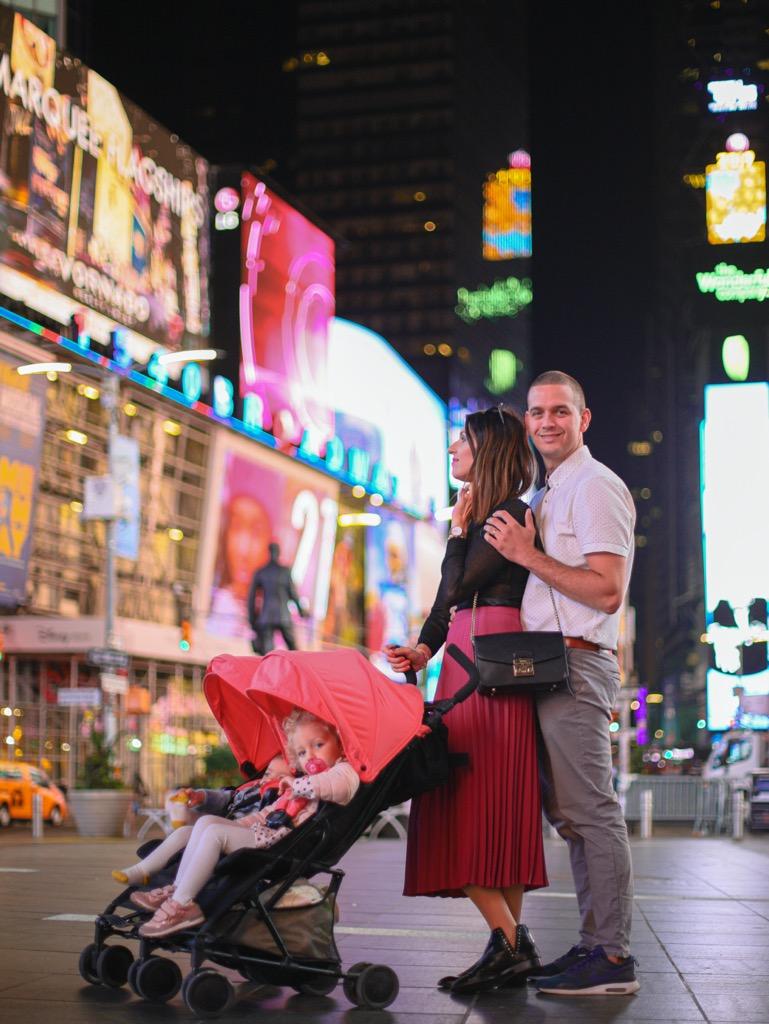 Zwiedzanie Nowego Jorku z dzie膰mi